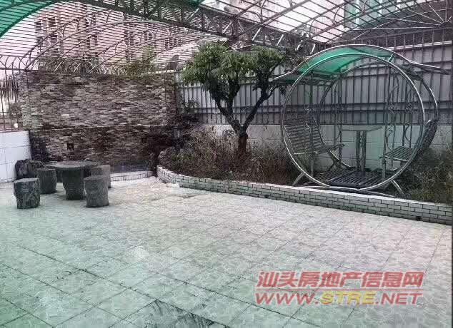 龙禧花园带前后100平 1. 20190416(1/3)